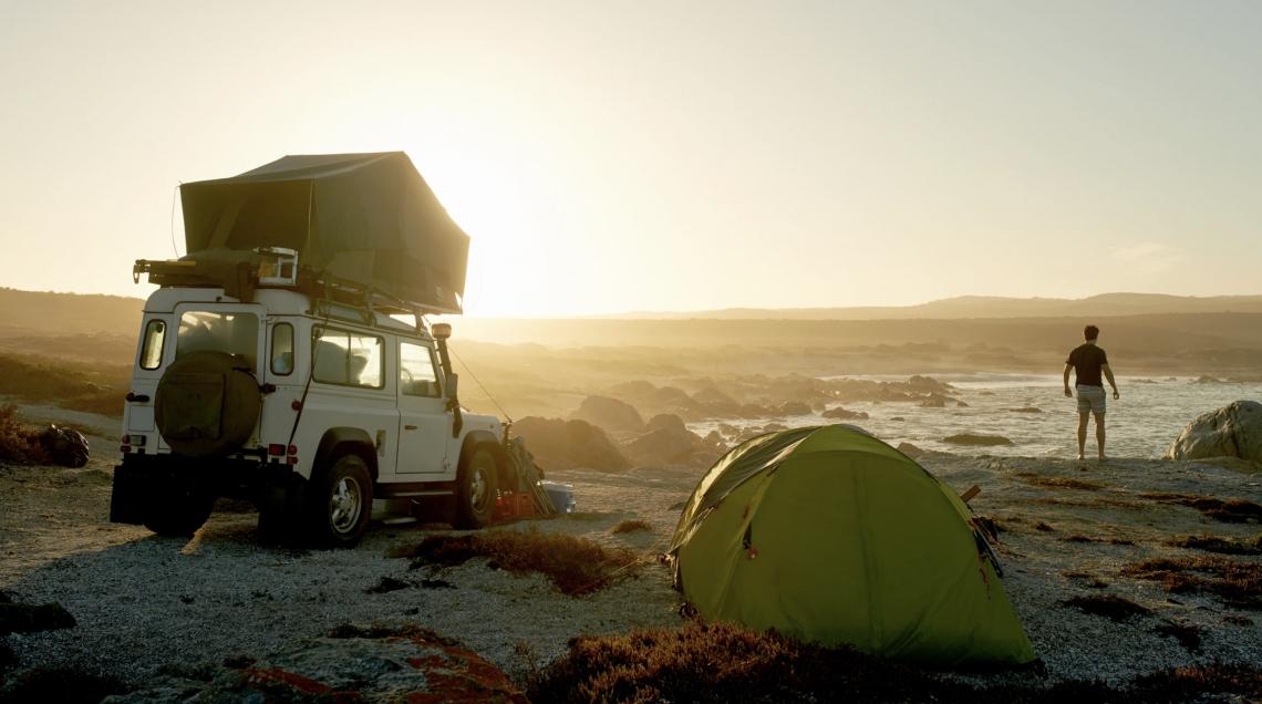 Car camping CNT